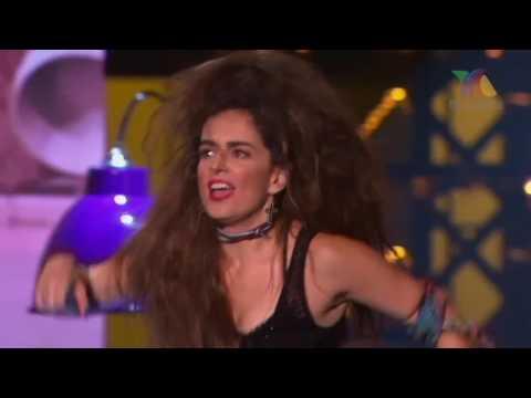 ¡Ana de la Reguera interpreta a Gloria Trevi!  Lip Sync México