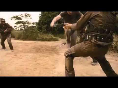 Jason Statham Saves Sylvester Stallone- Expendables Best Fight Scene