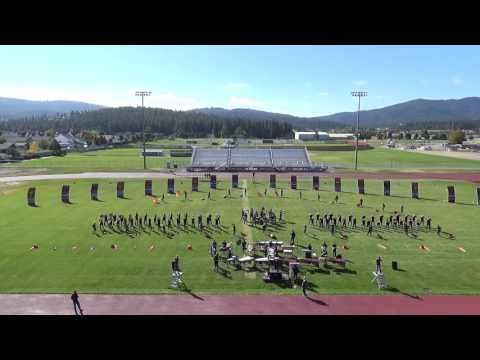 2016 Spokane Preview Showcase: Mt. Spokane High School Marching Band (Morning Performance)