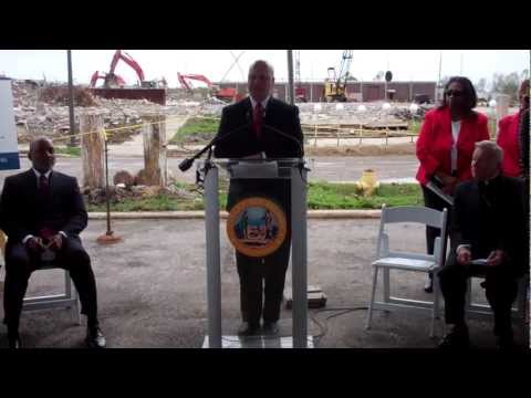 Construction begins on New Orleans East Hospital