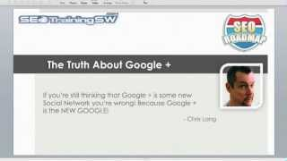 Google + The Truth About Google with Chris Lang