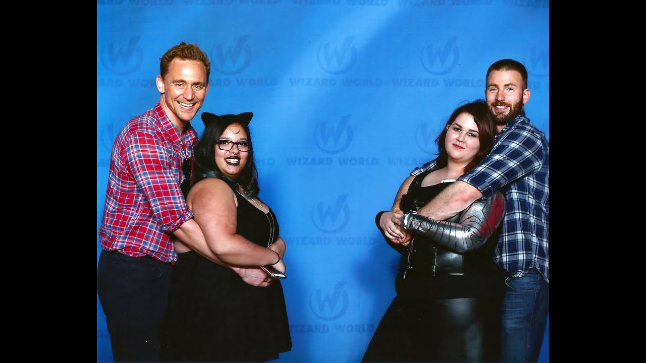 Meeting tom hiddleston and chris evans youtube meeting tom hiddleston and chris evans m4hsunfo