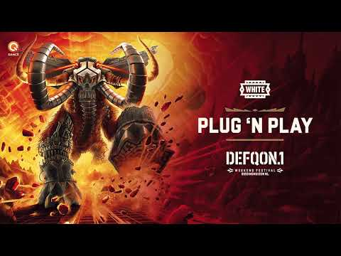The Colors of Defqon.1 2018   WHITE mix by Plug 'N Play