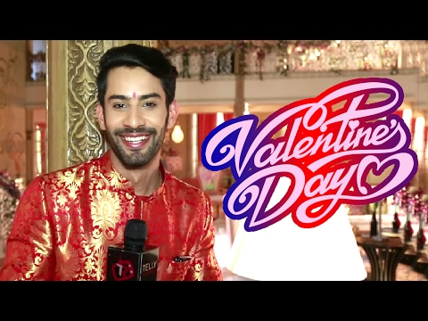 Sahil Uppal aka Kunal Wishes Happy Valentine's Day   Ek Shringaar Swabhimaan
