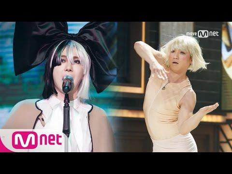 Golden Tambourine [Sia COVER] Jo Kwon&Se Yoon, impressive performance 'Chandelier′ 170119 EP.6