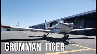 The Underdog Of American Aviation l Grumman Tiger