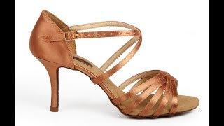 Танцевальные туфли DanceFox, модель Fox LLa 019