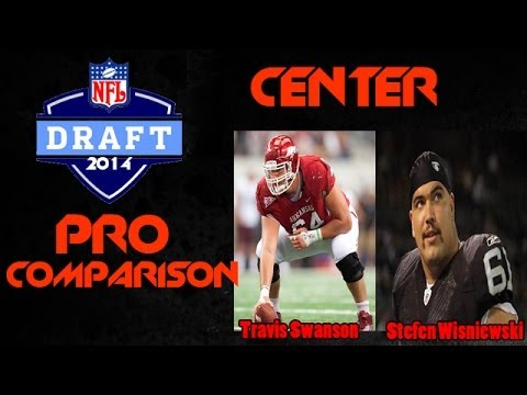 2014 NFL DRAFT | Pro Comparisons | Top 5 Centers | Travis Swanson