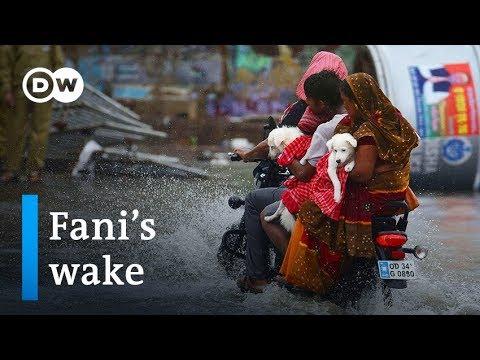 India: Cyclone Fani plows through Odisha toward Bangladesh | DW news