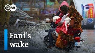 MAY 2019: India: Cyclone Fani plows through Odisha toward Bangladesh | DW news