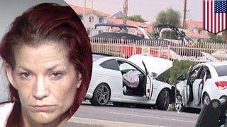 Mujer asesina a una estudiante universitaria de intercambio tras un caso de ira al volante