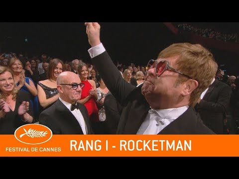 ROCKETMAN - Rang I - Cannes 2019 - VO