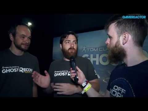 Ghost Recon: Wildlands - Senior Producer & Lead Game Designer Interview