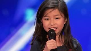 Celine Tam 9-letnia Celine Dion w amerykańskim Mam Talent