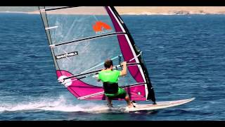 Windsurfing- Carve Gybe tuition from Sam Ross