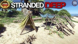 New Big Updates | Stranded Deep Gameplay | EP1