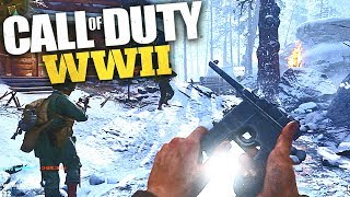 CALL OF DUTY: WWII MORE GAMEPLAY! CoD WW2 E3 TDM & Domination