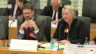 SPD-Frage zur Preisbildung bei Cannabis aus der Apotheke an den GKV