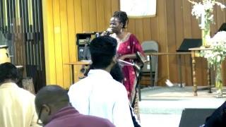 Sunday Morning: Pastor Benedicta