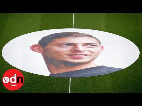 New search underway for plane carrying Emiliano Sala