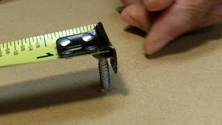 4 Tape Measure Tricks