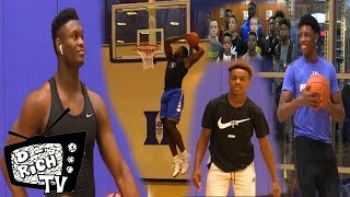 North Coast Blue Chips Check Out Duke University! Zion Williamson, RJ Barrett and More! thumbnail