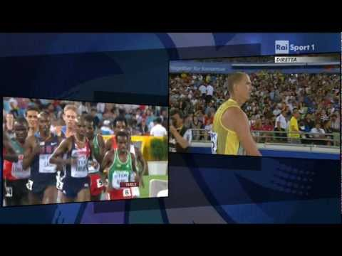5000 Metres Final Men IAAF World Championships Daegu 2011