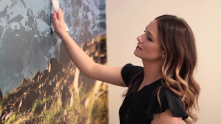 How To Easily Install A Wall Mural In A Business