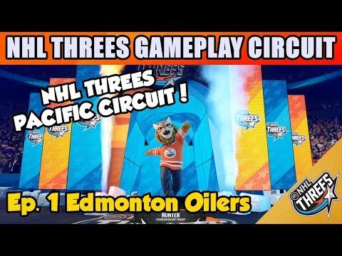 First NHL 18 Threes Circuit! - NHL 18 - NHL Threes - Edmonton Oilers