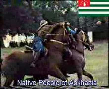 Native People of Abkhazia -1-