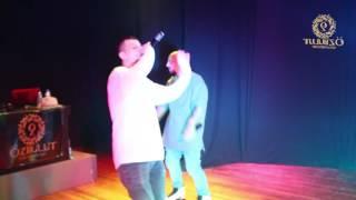Tepki & Allame - Soygun  '' Canlı Performans '' Özbulut