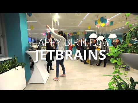 JetBrains Birthday 2017, Prague Mannequin Challenge