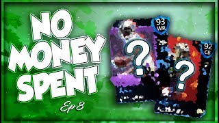 Madden Mobile 20 No Money Spent TWO HUGE MASTER PICK UPS Ep 8!!