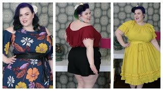 Spring Plus Size Fashion Try On Haul | Eloquii