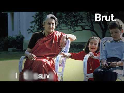 Une vie : Indira Gandhi