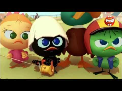Vidéo Doublage voix série Caliméro par Dolly Vanden - 5 personnages