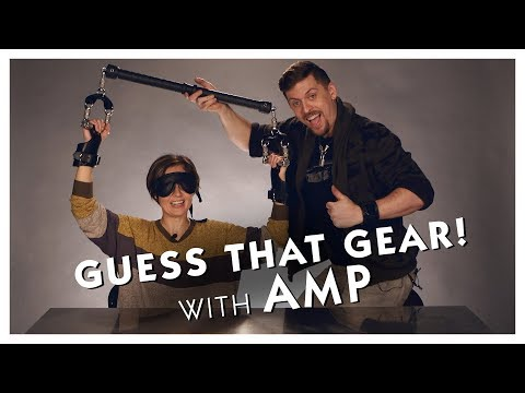 Guess that gear! with Amp from WattsTheSafeWord
