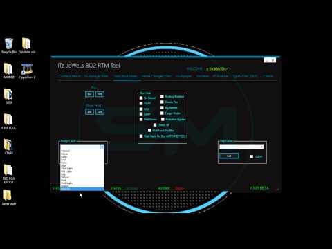 Black Ops 2 1.19 ITzJeWeLs RTM Tool