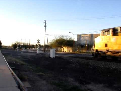 Union Pacific Train Horn Compilation