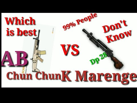 Scar-L Vs Dp28| Which One Is Better|