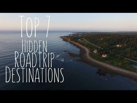 VAN LIFE: Top 7 Hidden Road Trip Destinations | Steps to Wander