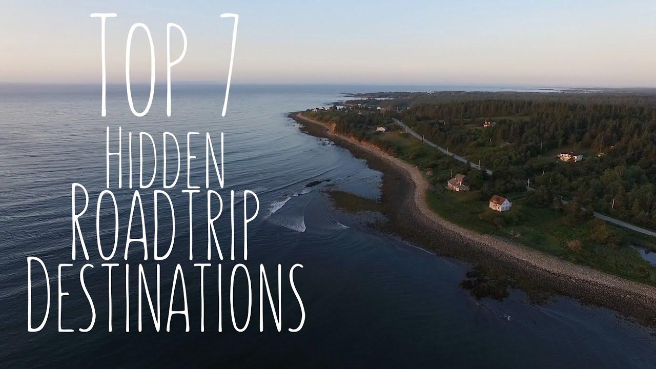 VAN LIFE: Top 7 Hidden Road Trip Destinations     The Wander Family