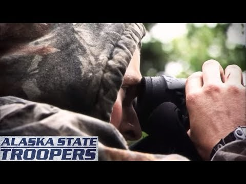 Alaska State Troopers S4 E10: Armed & Squatting
