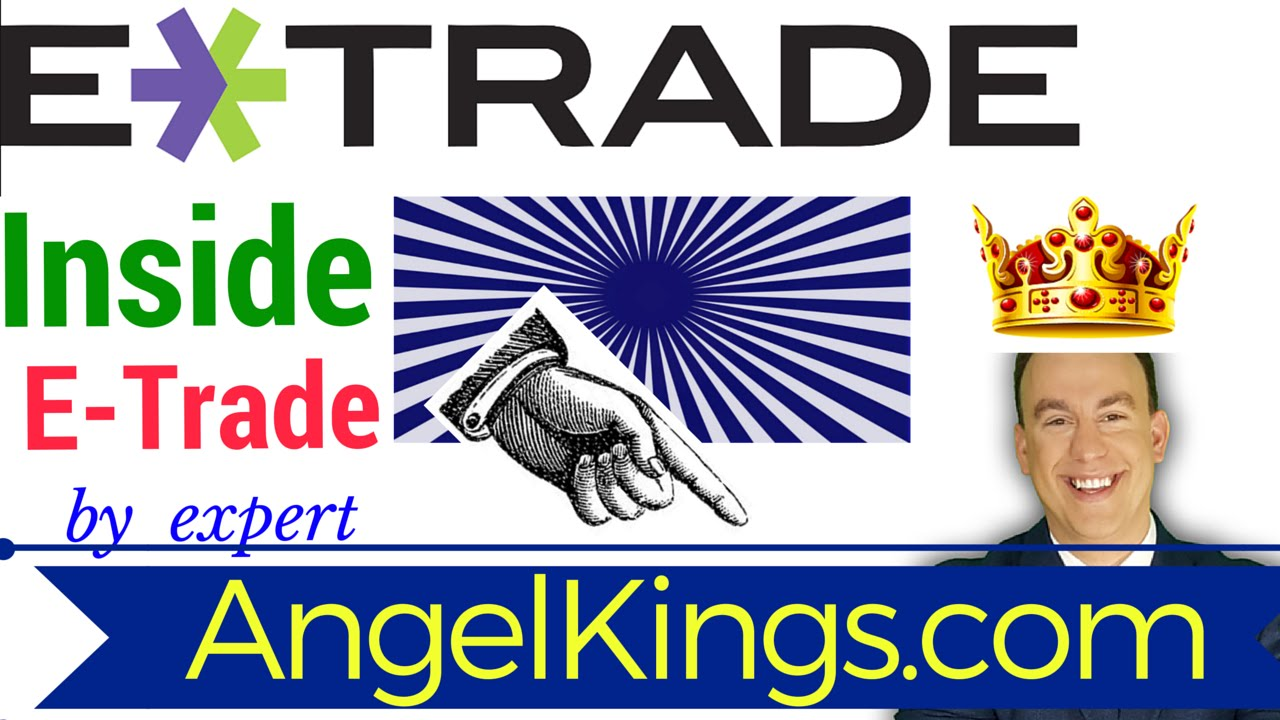 E-Trade Review: Investing, Trading, & Retirement Accounts - Ross Blankenship