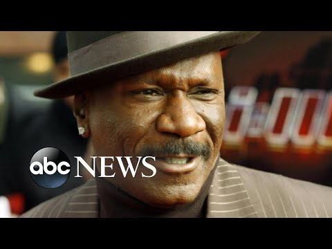 Actor Ving Rhames
