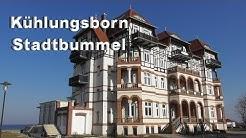 Kühlungsborn von Schloss am Meer bis Hafenhaus - Februar 2019