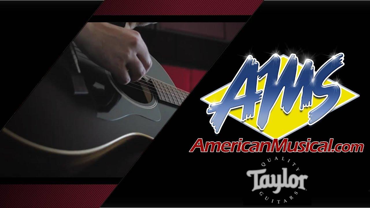 Taylor American Dream AD17 - American Musical Supply