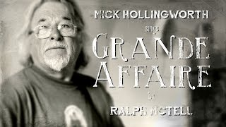 Cover of 'Grande Affaire' by Ralph McTell - performed by Mick Hollingworth