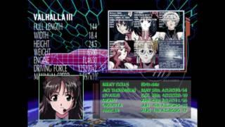 Macross vfx 1 Digital Mission - PSX - Gameplay comentado
