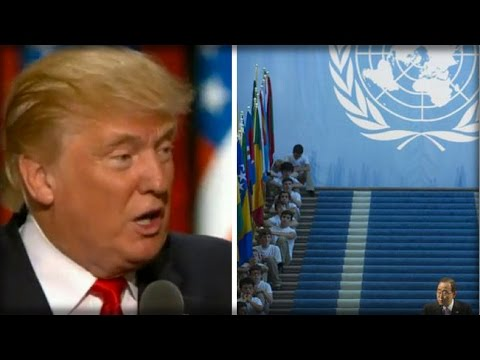 SHAMEFUL!!! UN AGENCY SENDS OUT, THEN DELETES ANTI-TRUMP TWEET